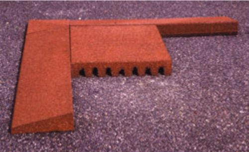 revêtement de sol en caoutchouc