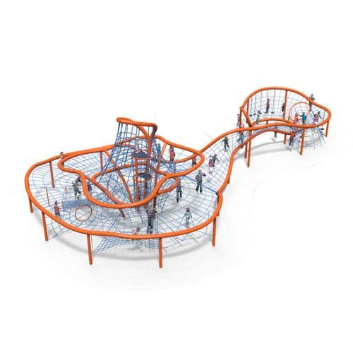 grimpeur pour aire de jeux