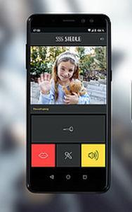 visiophone actionnable par Smartphone