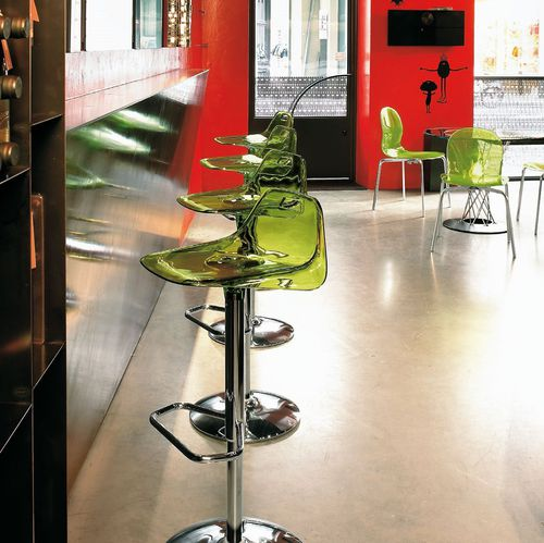 tabouret de bar contemporain