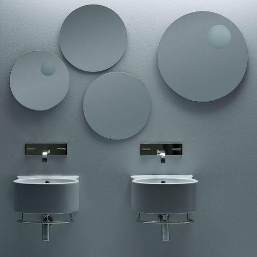 miroir de salle de bain mural