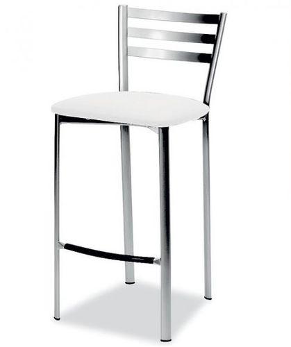 Chaise de bar contemporaine acid mobalpa en pvc en Chaise mobalpa