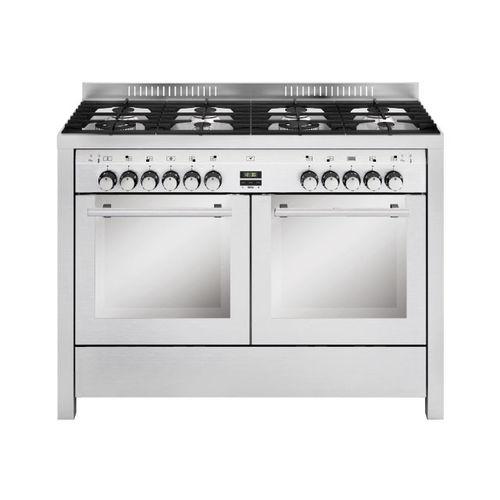 cuisinière à gaz / électrique / mixte / en fonte
