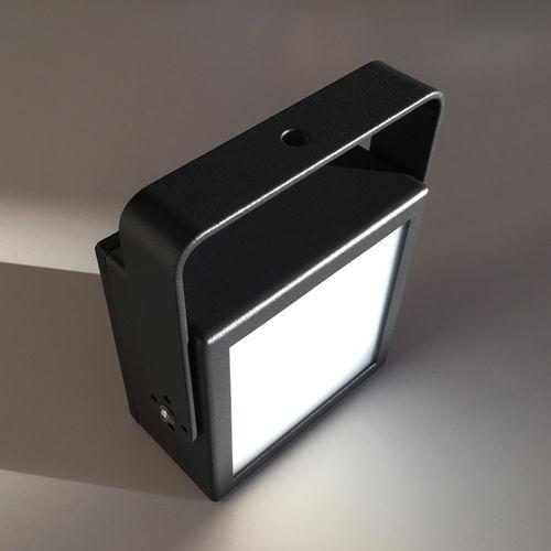 lampe baladeuse / design / en acier peint / en acier