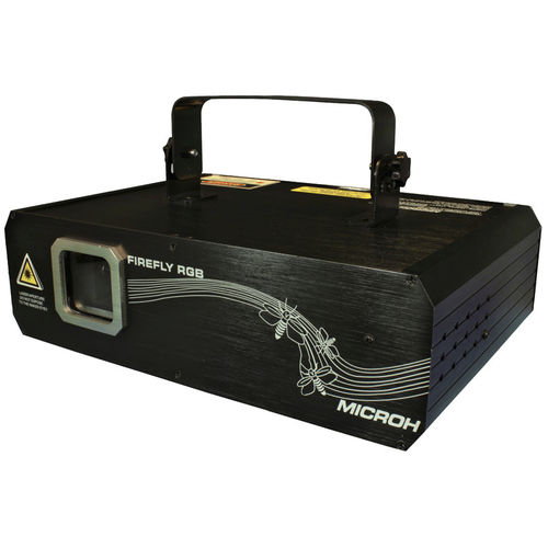 projecteur laser RGB / changeur de couleurs