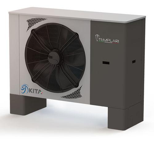 pompe à chaleur air/eau / résidentielle / d'extérieur / inverter