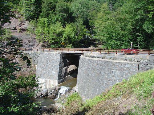 pont à poutres