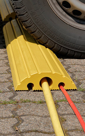 protège-câble en PVC / professionnel / pour espaces publics