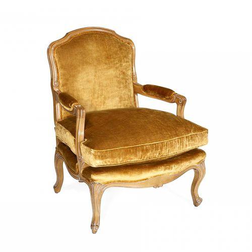 fauteuil de style français - Oficina Inglesa