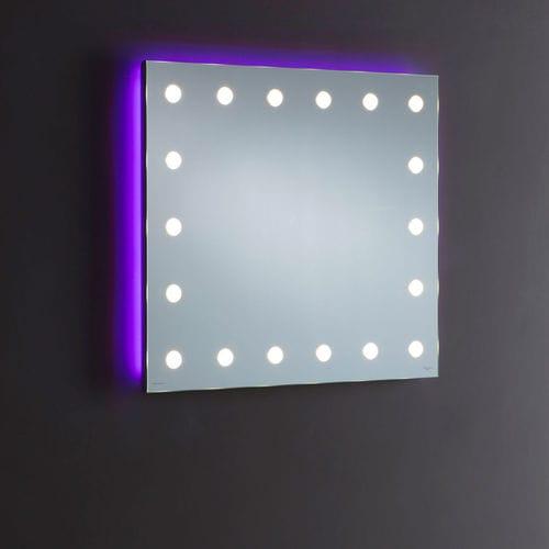 miroir mural / lumineux / de salon / de chambre à coucher