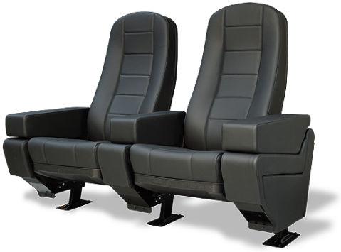 fauteuil de cinéma en polyuréthane
