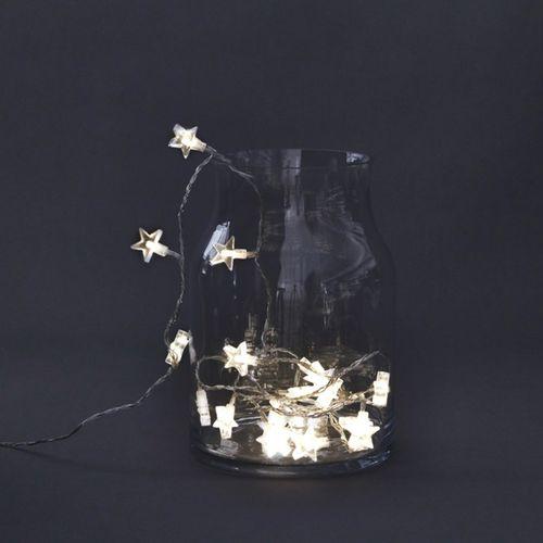 guirlande lumineuse en plastique / à LED / pour jardin / d'intérieur