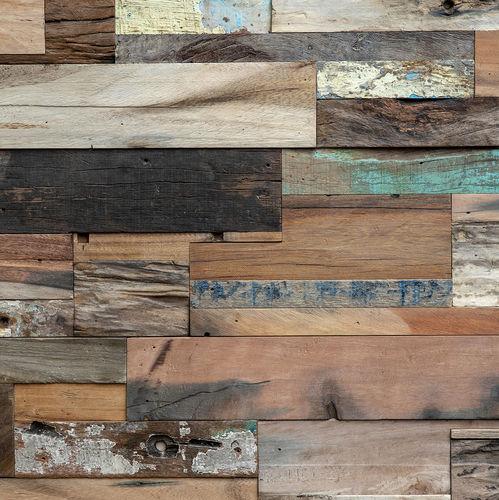 plaquette de parement en bois / d'intérieur / 3D / lisse