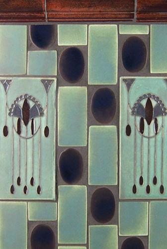 Carrelage D Interieur Art Deco Bonton Design Handmade Tile De Sol En Ceramique A Motif Geometrique