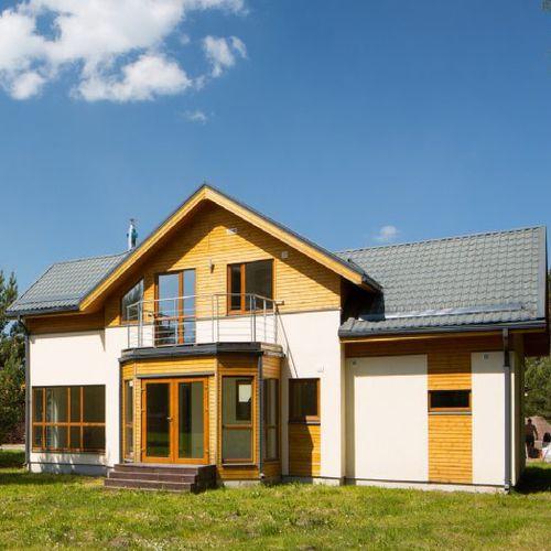 maison préfabriquée