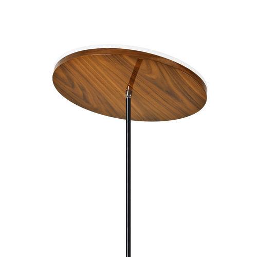 lampe sur pied / contemporaine / en aluminium / en métal peint