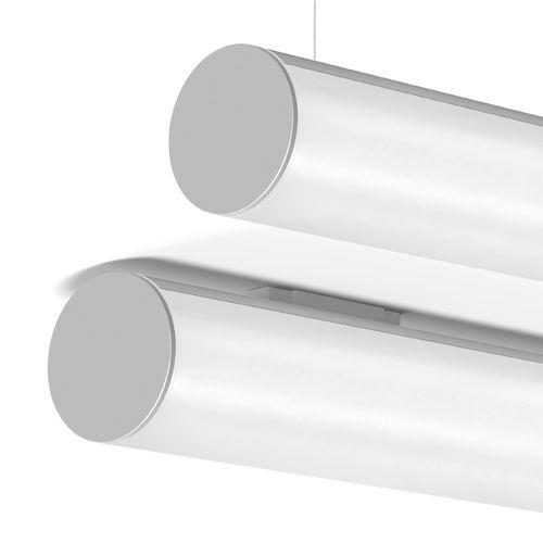 luminaire suspendu / apparent / à LED / tubulaire