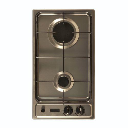 table de cuisson à gaz / 2 foyers