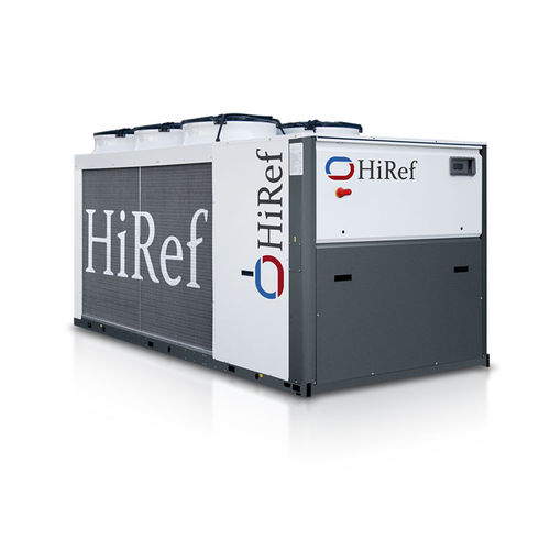 pompe à chaleur air/eau / industrielle / d'extérieur / haute température