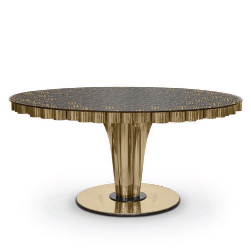 table à manger contemporaine - Essential Home
