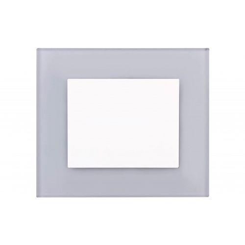 interrupteur à bascule / encastré / en verre / contemporain