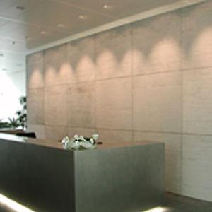 panneau décoratif en polystyrène / composite / mural / isolant