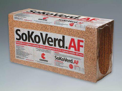 isolant thermique / thermo-acoustique / acoustique / en liège