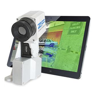 caméra thermographique portable