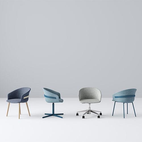 chaise contemporaine - STUDIO TK