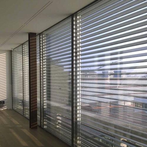 store vénitien / en aluminium extrudé / d'extérieur / professionnel