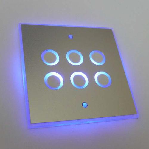 variateur bouton poussoir