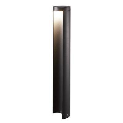 borne d'éclairage pour espace public / contemporaine / en fonte d'aluminium / à LED