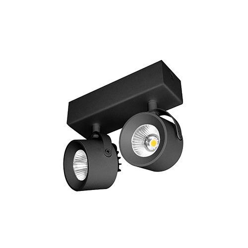 spot de plafond / à LED / rond / en fonte d'aluminium