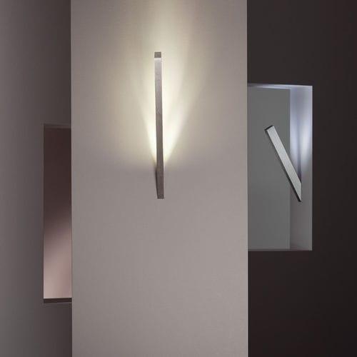 applique murale design minimaliste / en aluminium / à LED / linéaire