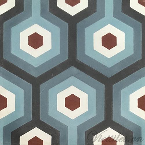 carreau de ciment d'intérieur - Viet Tiles Corporation