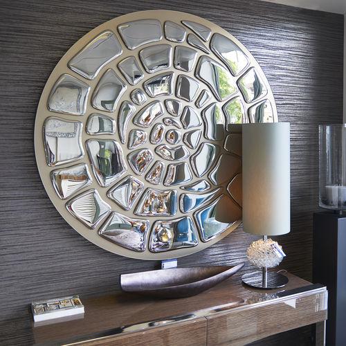 panneau décoratif en verre - +Object