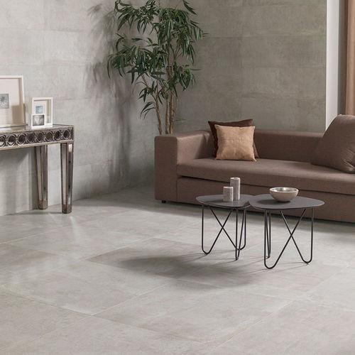 carrelage d'intérieur / de sol / en céramique / rectangulaire