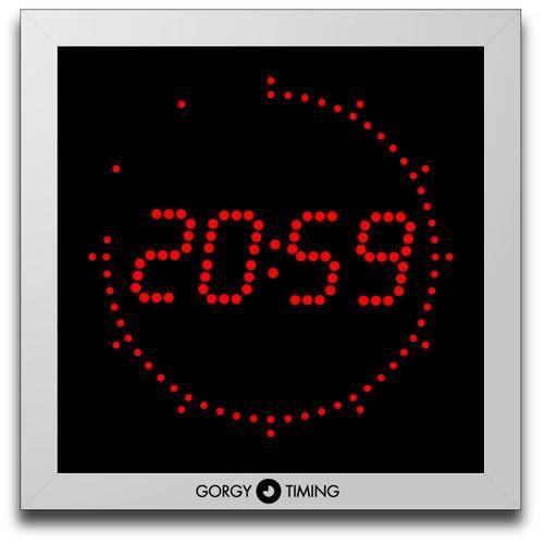 horloge contemporaine