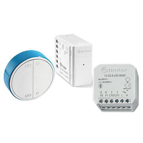installation domotique pour luminaire / pour store / pour volet / d'intérieur