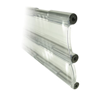 volet roulant / en aluminium / en acier / en polycarbonate
