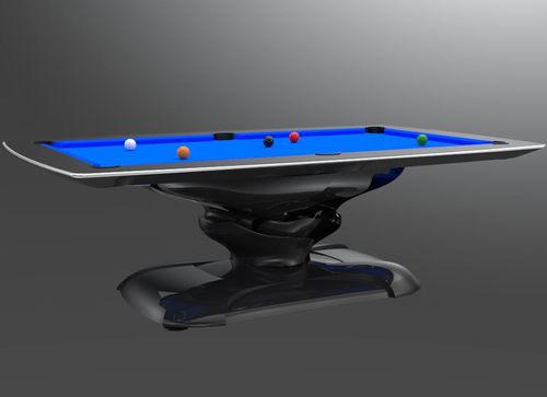 table de billard design original