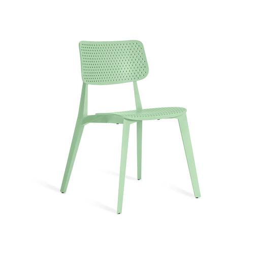 chaise de salle à manger contemporaine - TOOU