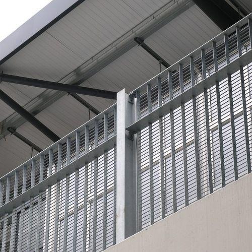 clôture pour espace public