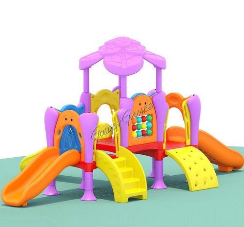 structure de jeu pour aire de jeux / en matière plastique / modulaire