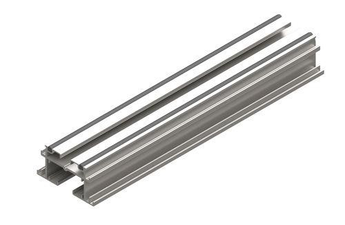 structure pour plancher technique en aluminium