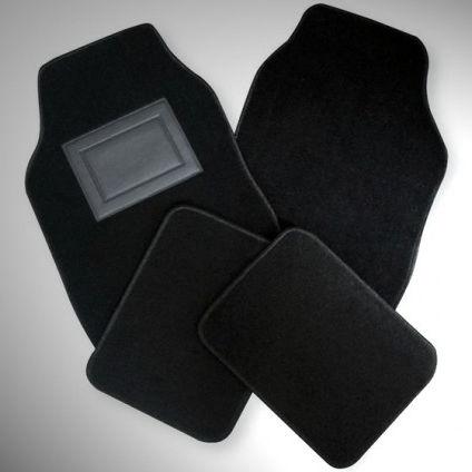 tapis de sol professionnel / en polypropylène / caoutchouc synthétique