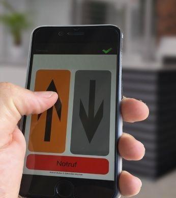 logiciel de gestion de contrôle d'accès et de sécurité / pour installation domotique / pour smartphone