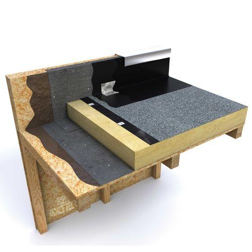 membrane bitumineuse pour toiture-terrasse