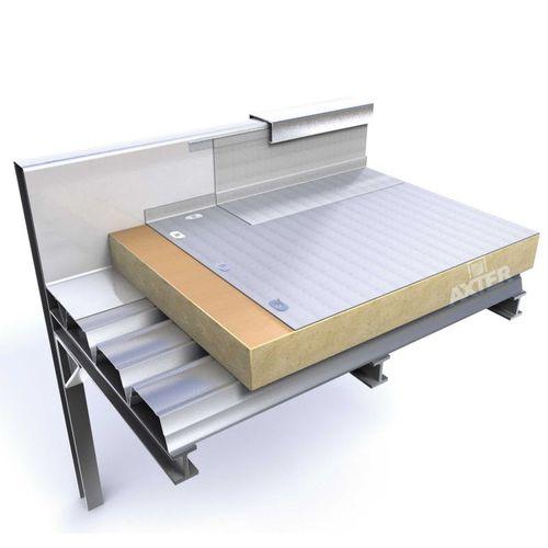 membrane d'étanchéité pour toiture-terrasse / pour toiture végétalisée / en rouleau / en PVC