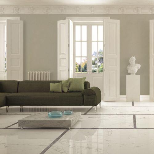 carrelage aspect marbre / d'intérieur / mural / de sol